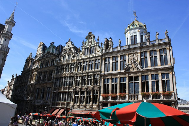Bruxelles, mes premiers pas dans la capitale belge