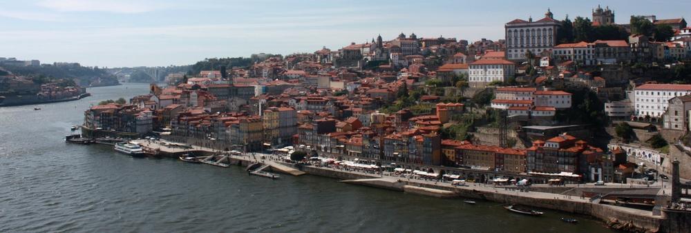 Ribeira (vue du pont)