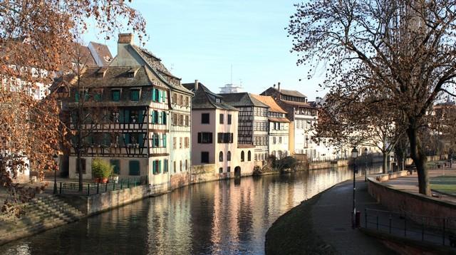 Strasbourg, l'alsacienne colorée