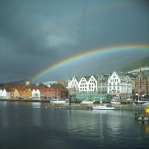 Récits de Norvège : Bergen