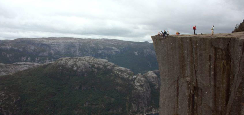 Récits de Norvège : Randonnée du Preikestolen
