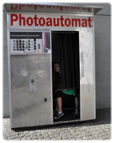 "Les ""Photoautomat"" de Berlin"