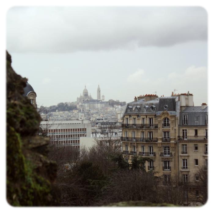 Balade parisienne [à proximité de la gare du Nord]