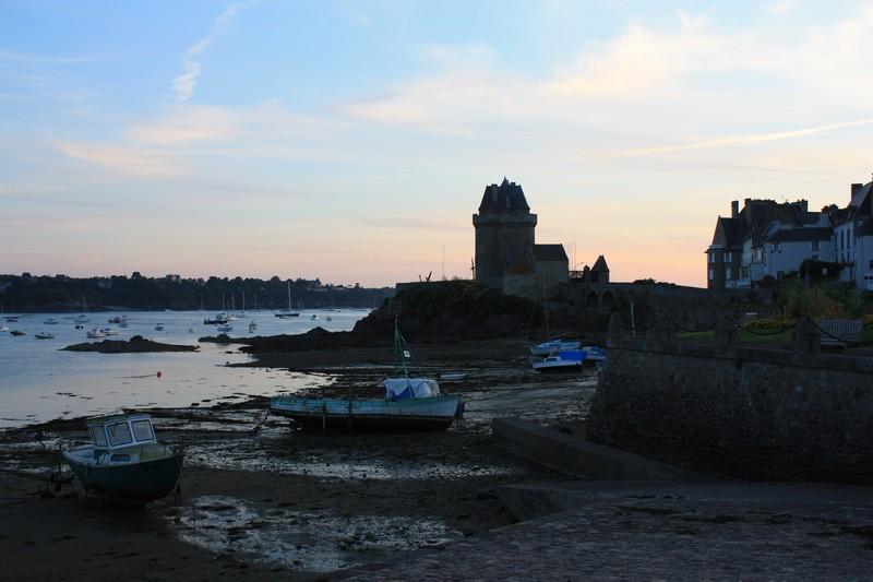 Saint-Malo : coup de coeur pour la Cité d'Alet