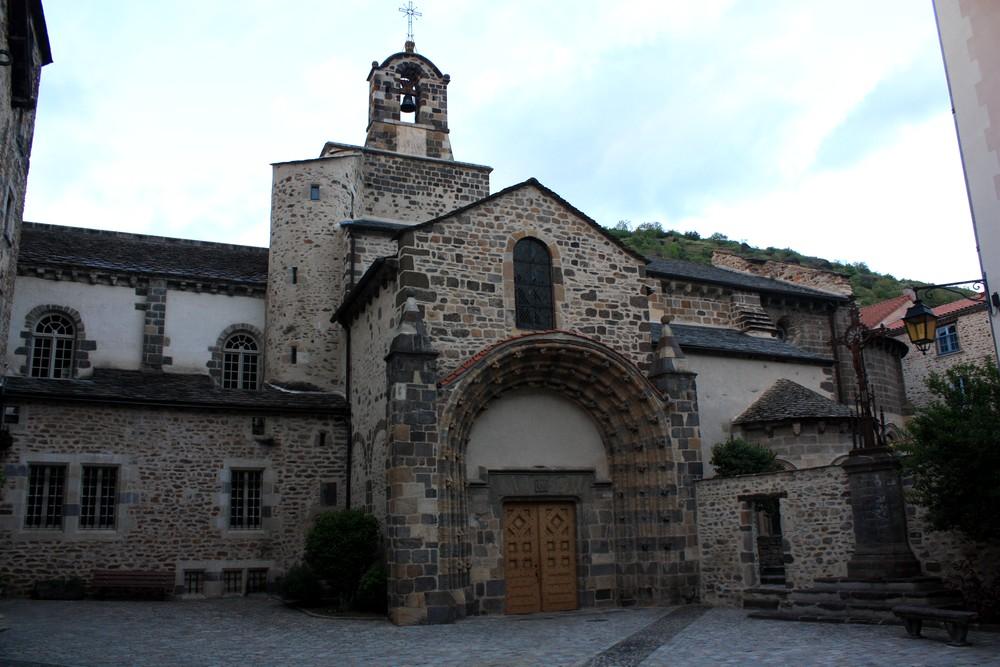 Eglise Saint Pierre, Blesle