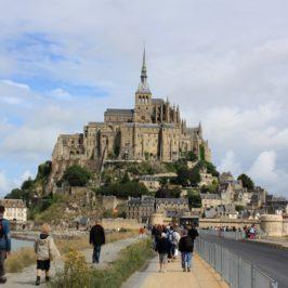 Pourquoi je n'ai pas aimé le Mont-Saint-Michel.