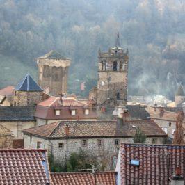 Tour des plus beaux villages de France : Blesle