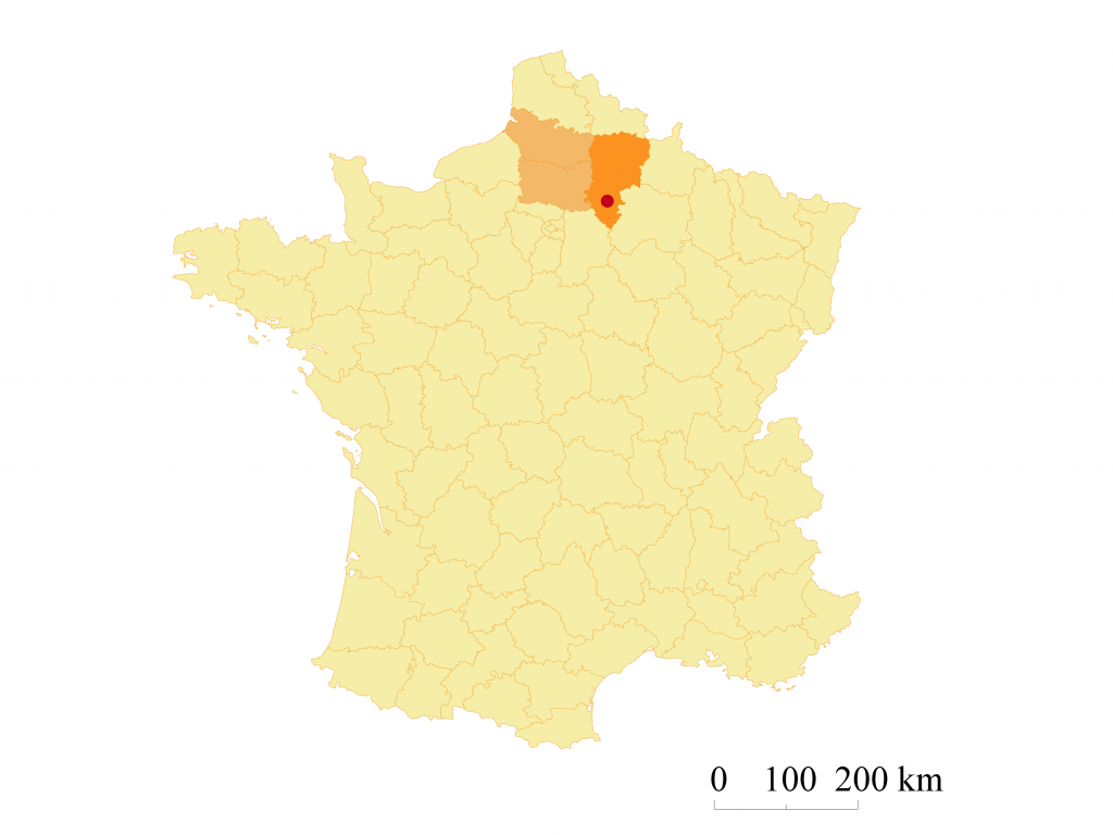 Carte Situation