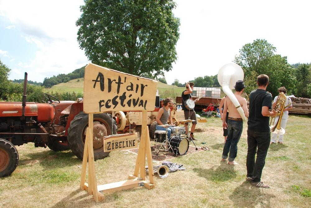 Photo © Art'Air Festival