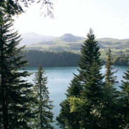 J'ai succombé au charme… du Lac Pavin