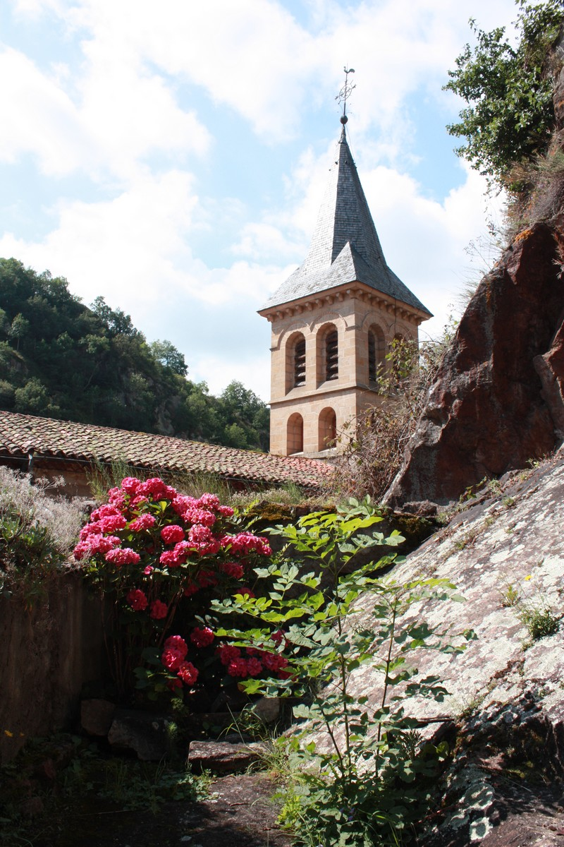 Saint-Floret, joli village auvergnat