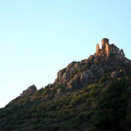 Léotoing et son château