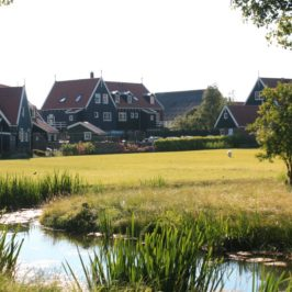 Marken, presqu'île hollandaise