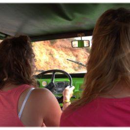 Le jour où j'ai conduit une méhari sur la Côte d'Azur