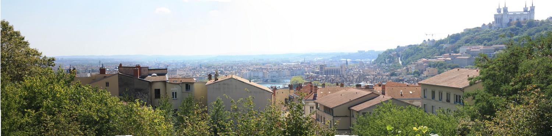 Panorama_Depuis CroixRousse
