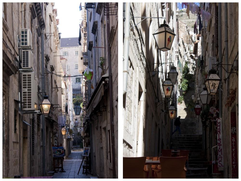 Dubrovnik-ruelles