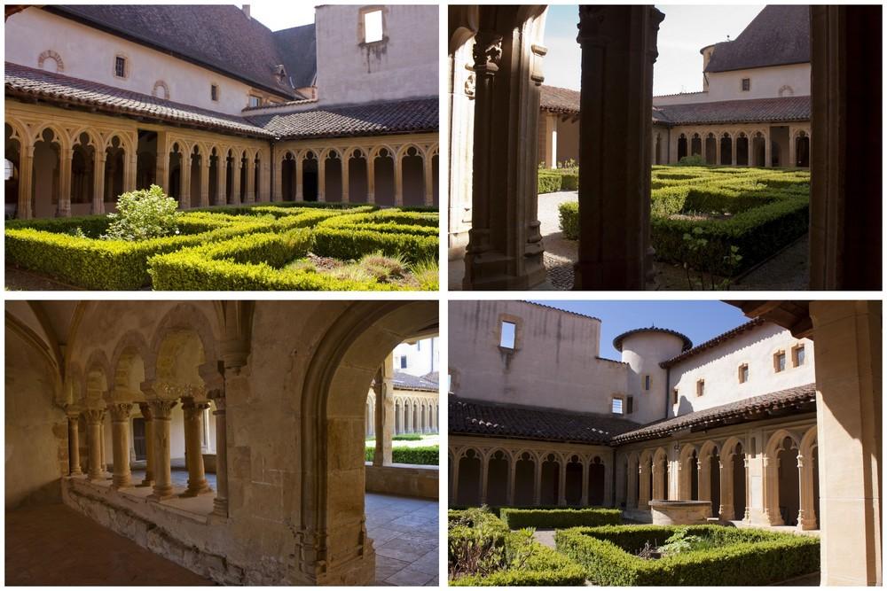 Cloitre Abbaye Charlieu (1)