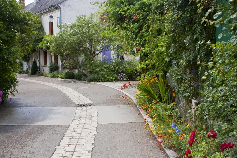 Visite Village Jardin Chedigny : L indre en v� lo la boucle voyageuse