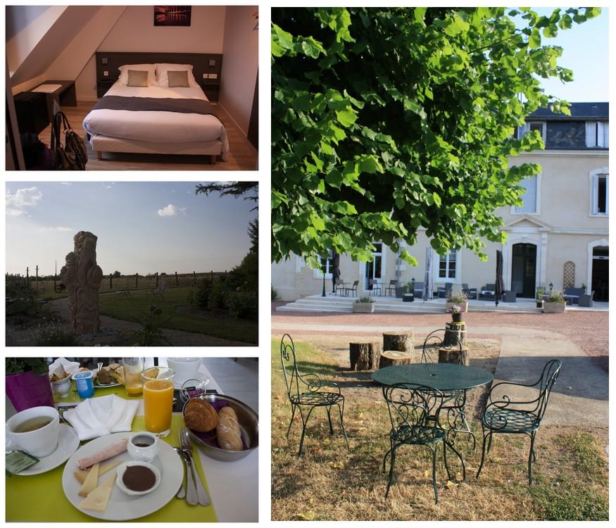 Hotel Haut des Lys Villandry