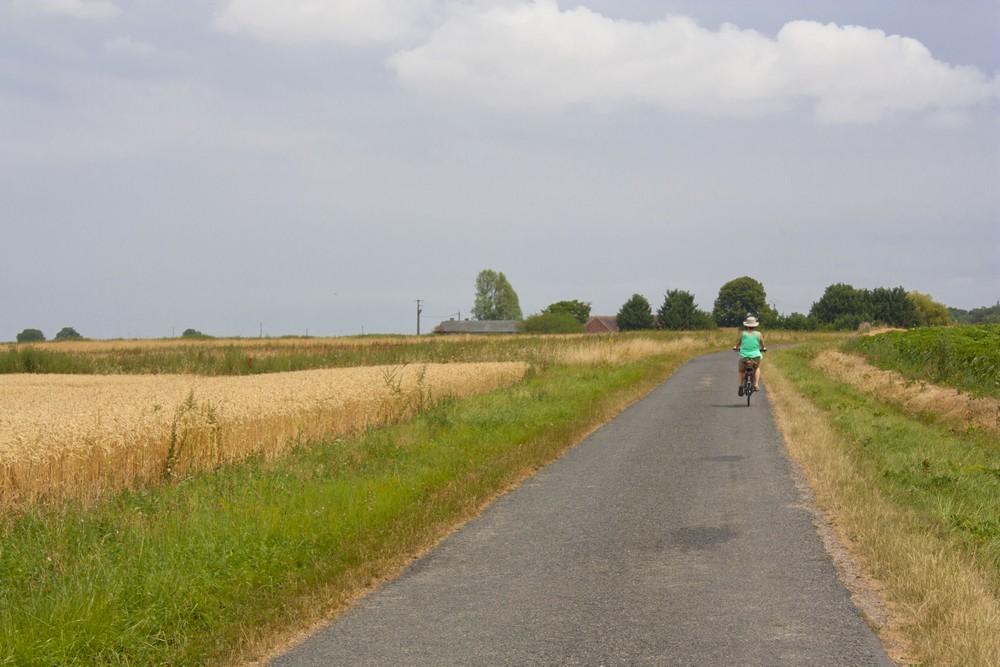 L'Indre en Vélo