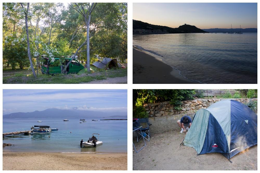 Camping Campomoro