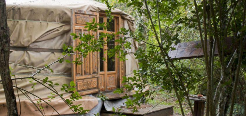 Hébergement insolite en Côte d'Or : Le domaine de la Pierre Ronde