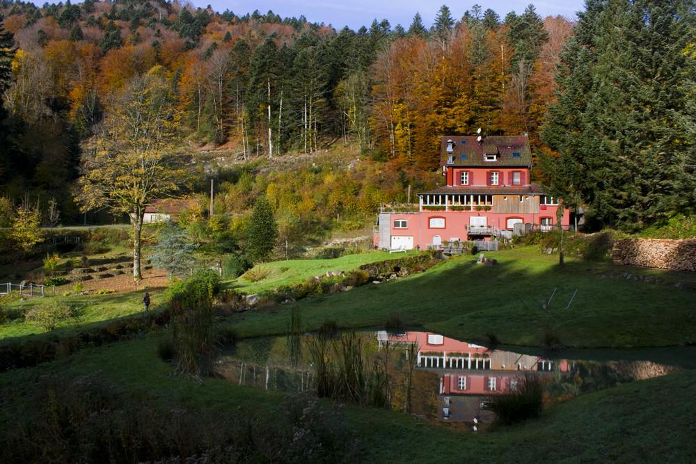 Hotel Saut de la Truite (2)
