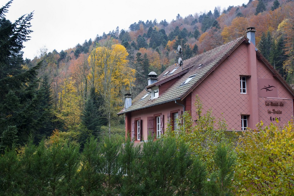 Hotel Saut de la Truite (4)