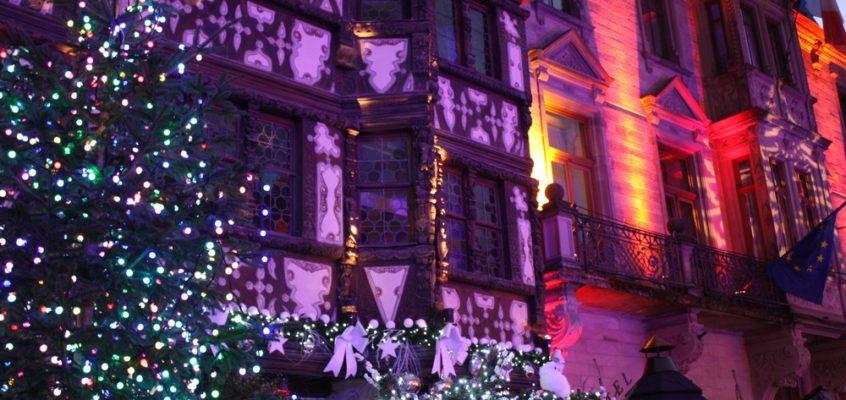 Noël en Alsace : l'avent au pays des Lumières