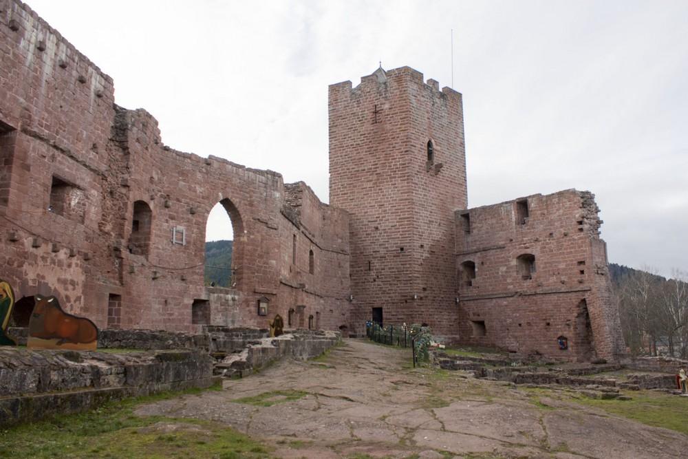 Chateau Wangenbourg_La Boucle Voyageuse (2)