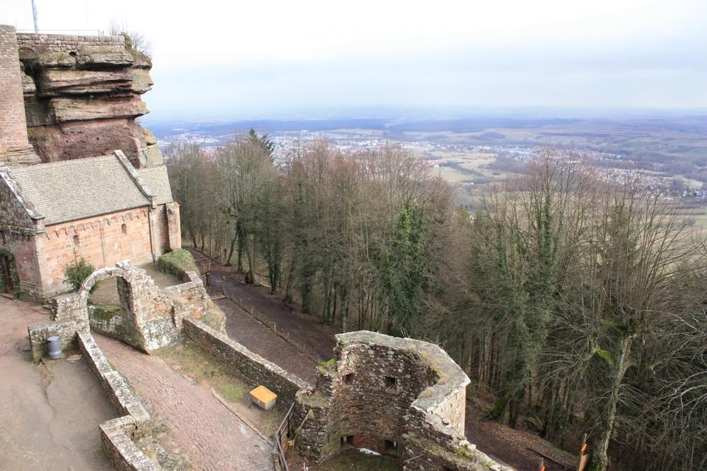 Chateau du Haut Barr_La Boucle Voyageuse (3)