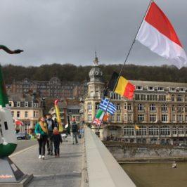 Dinant la jolie belge