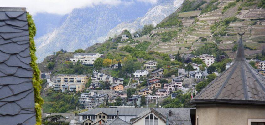 Carnet suisse – Sion