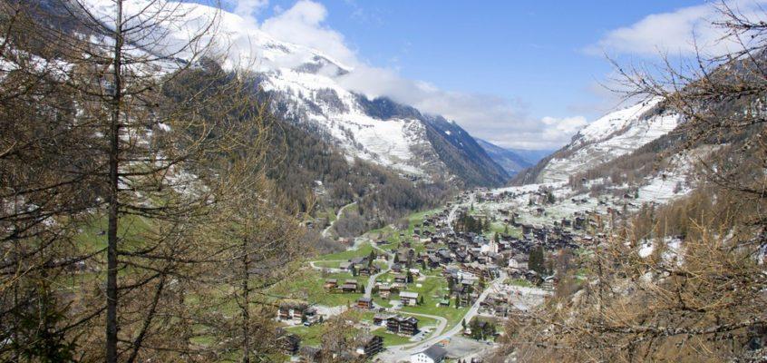 Carnet suisse – Val d'Hérens