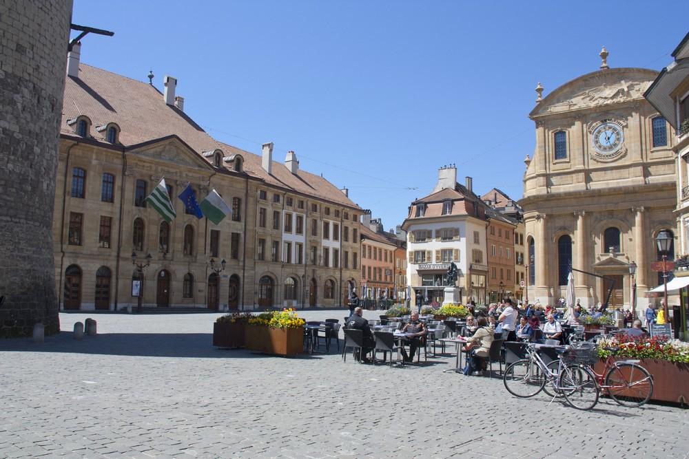 Carnet suisse yverdon les bains la boucle voyageuse for Location yverdon les bains