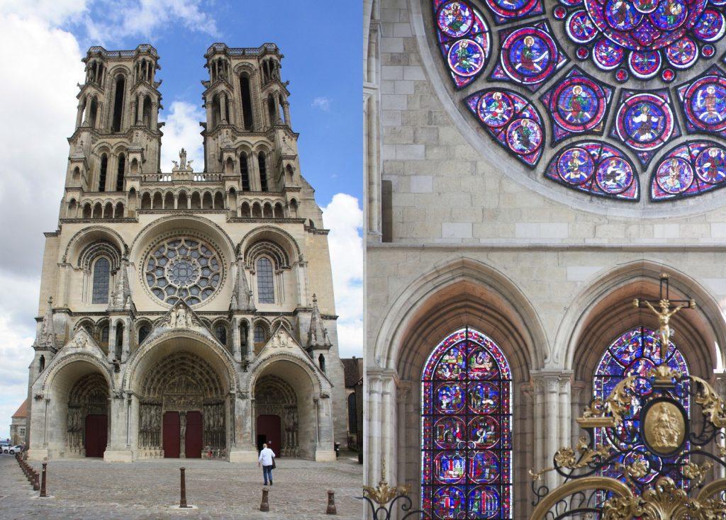 Cathédrale Laon La Boucle Voyageuse