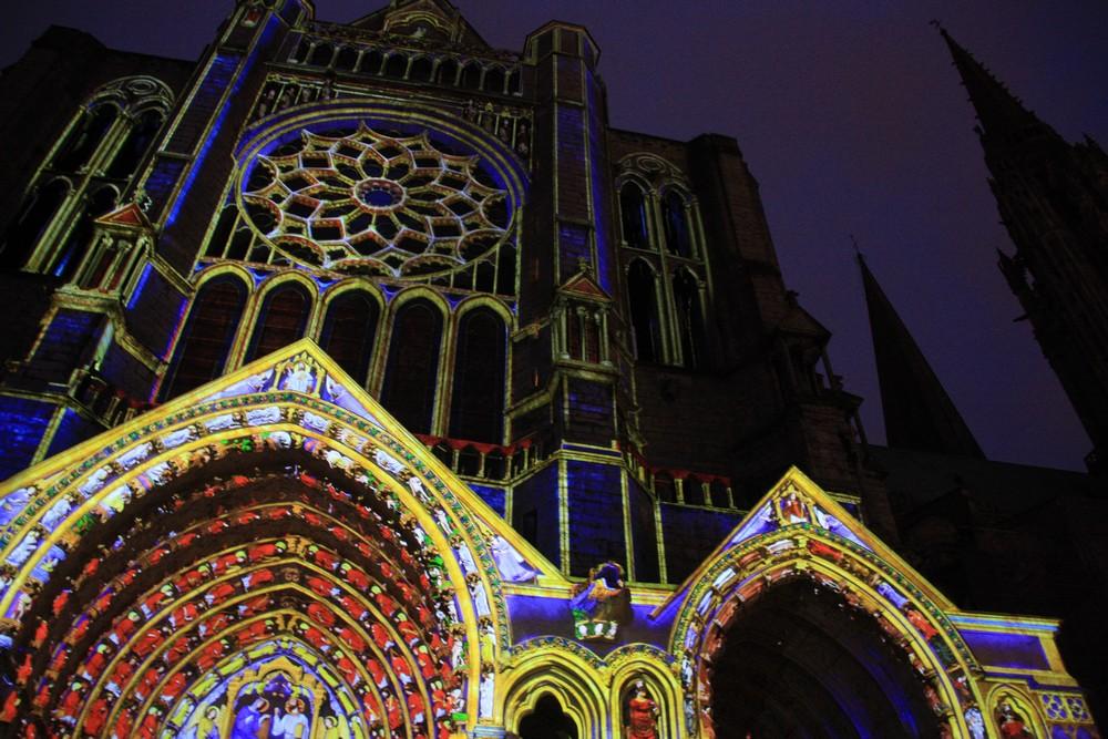 Chartres Lumières La Boucle Voyageuse (2)