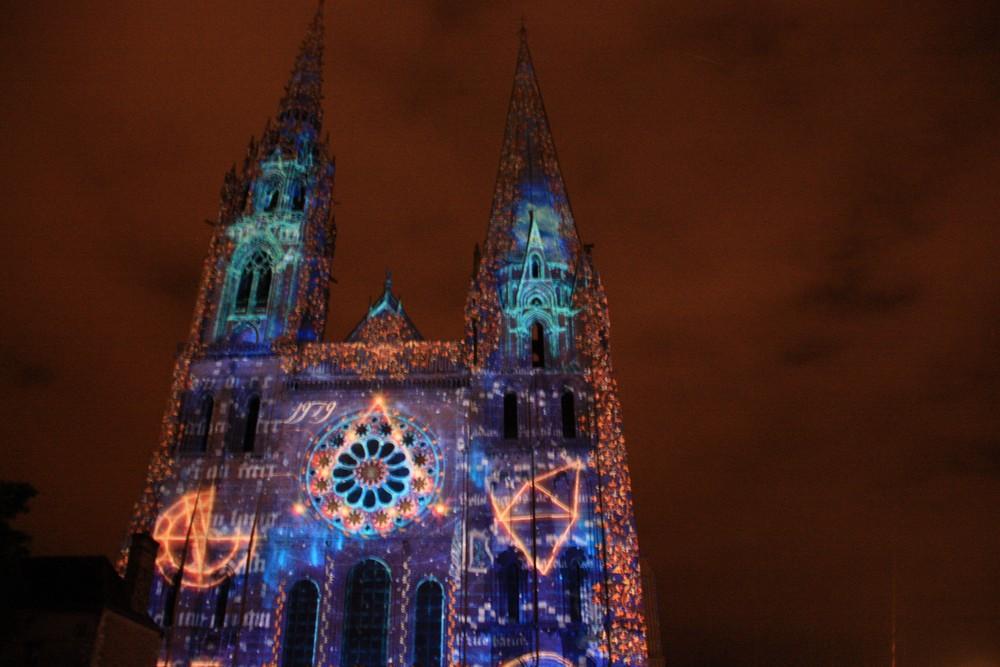 Chartres Lumières La Boucle Voyageuse (6)