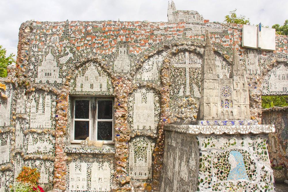 Maison Picassiette La Boucle Voyageuse (18)