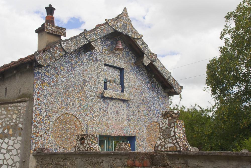 Maison Picassiette La Boucle Voyageuse (29)