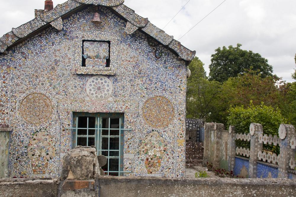 Maison Picassiette La Boucle Voyageuse (30)