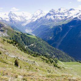Carnet suisse – Val d'Anniviers