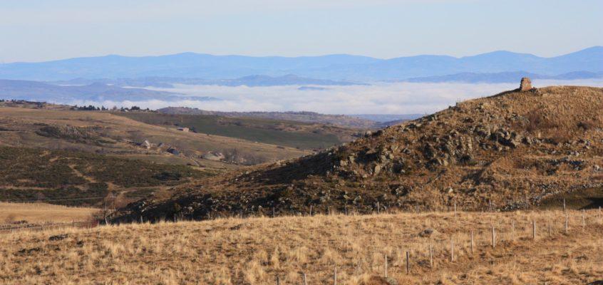 Le plateau du Cézallier, petite Écosse auvergnate