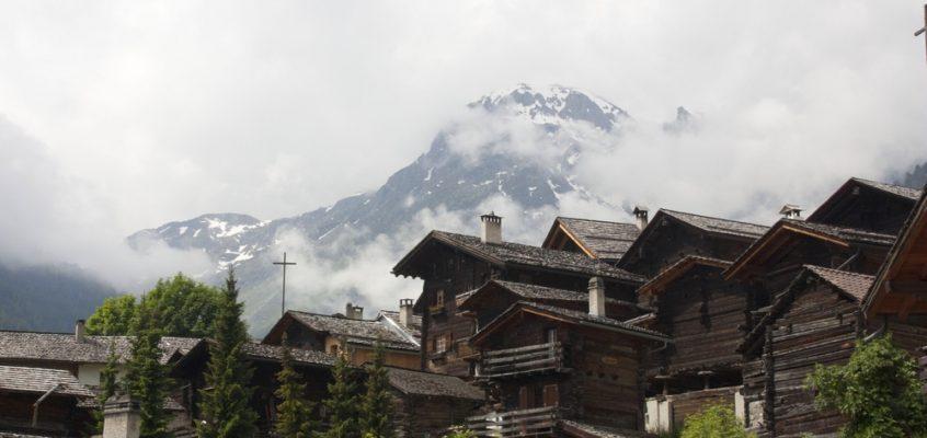 Carnet suisse – Grimentz