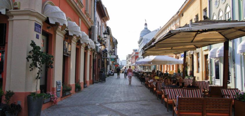 Voyage en Serbie – Une journée à Novi Sad