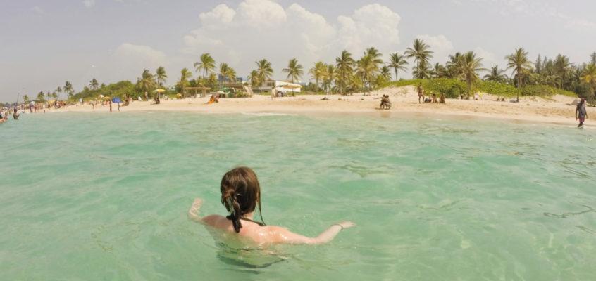 Cuba : Playa Santa Maria (La Havane)