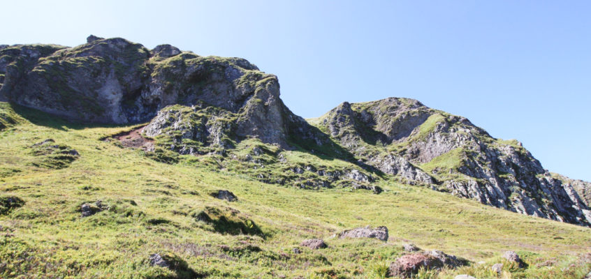 Un été en Auvergne
