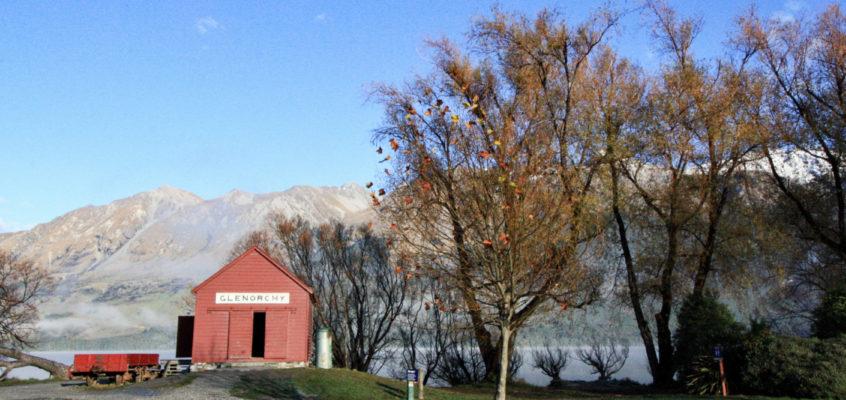 Une journée d'automne à Glenorchy – Nouvelle-Zélande
