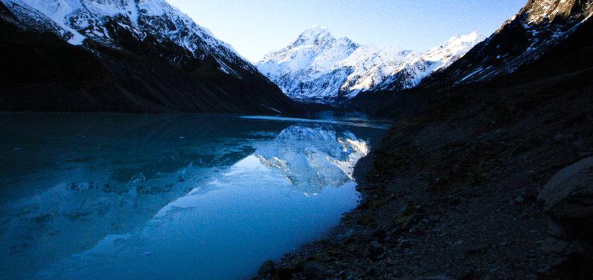 Aoraki/Mont Cook : la Hooker Valley Track – Nouvelle-Zélande
