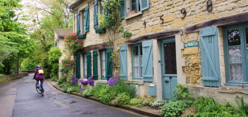 De Paris à Londres en vélo : l'Avenue verte